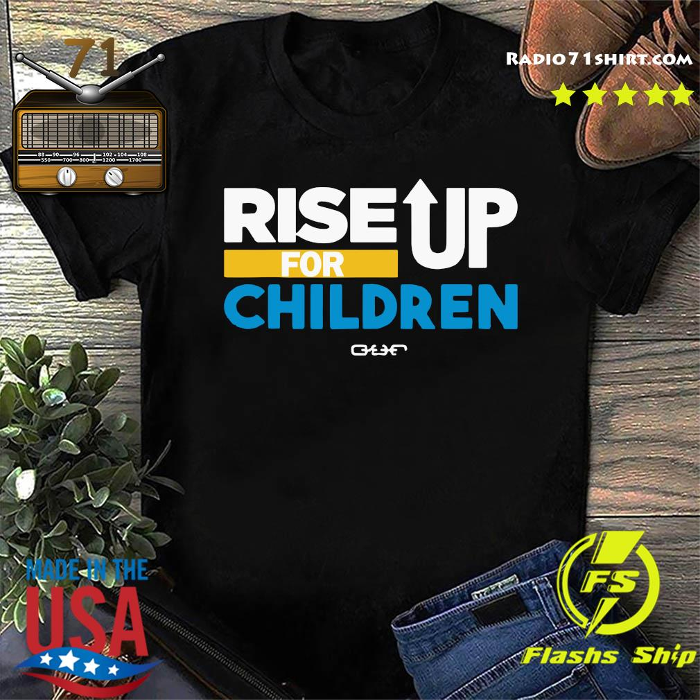 Rise up for Children 2020 Shirt