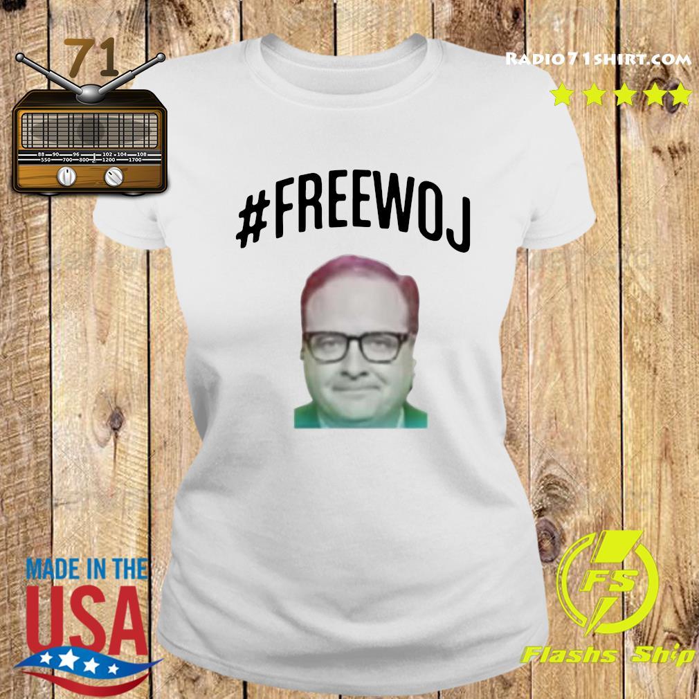 The Classic FreeWoj T-Shirt Ladies tee