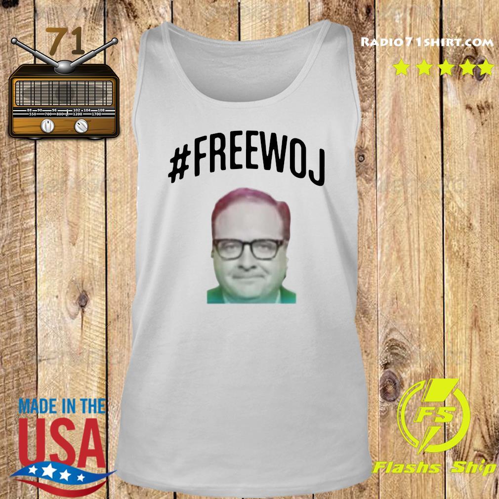 The Classic FreeWoj T-Shirt Tank top