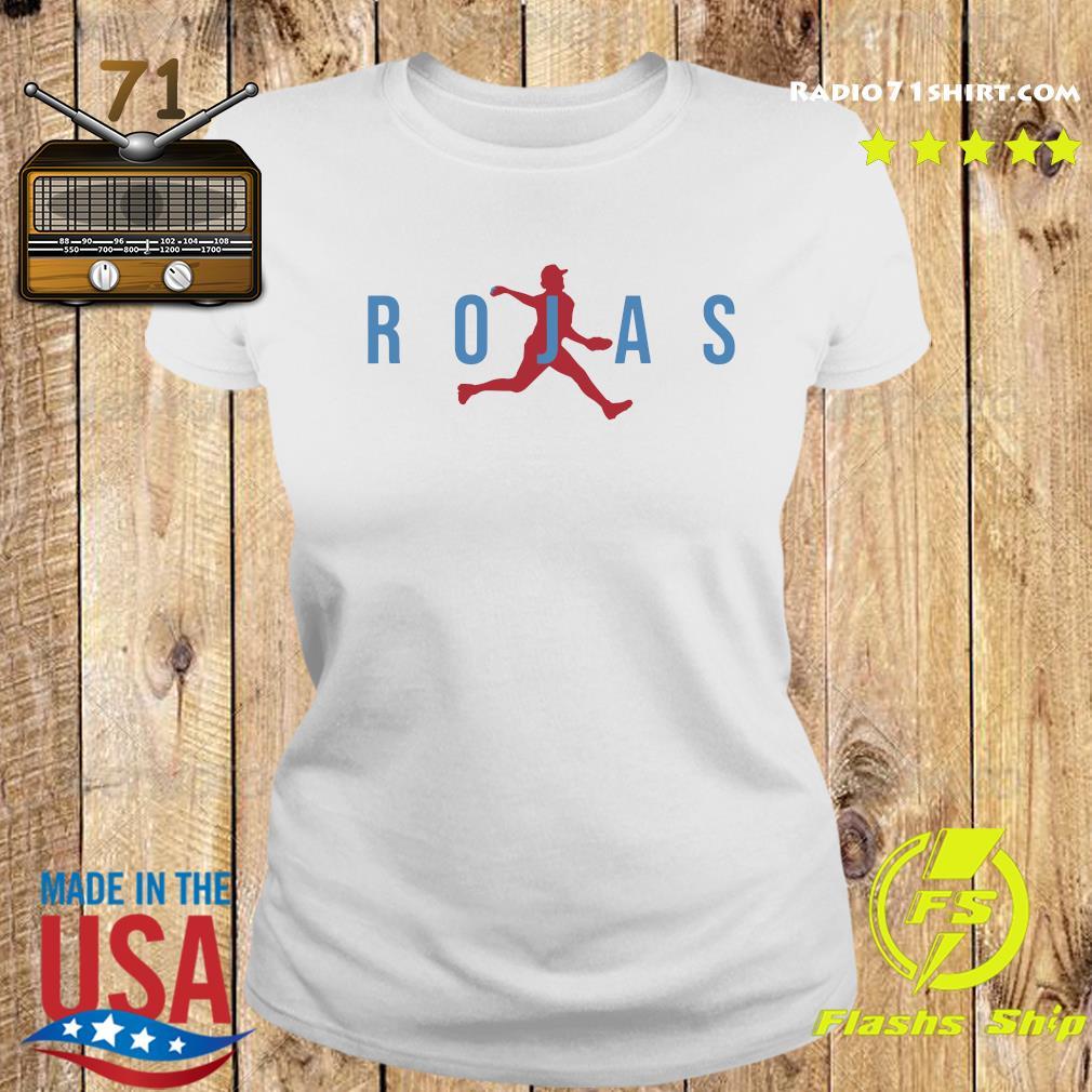 Air Rojas Miami Baseball Shirt Ladies tee