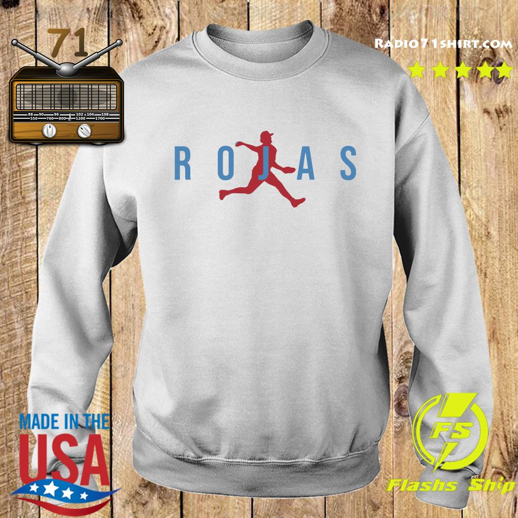 Air Rojas Miami Baseball Shirt Sweater