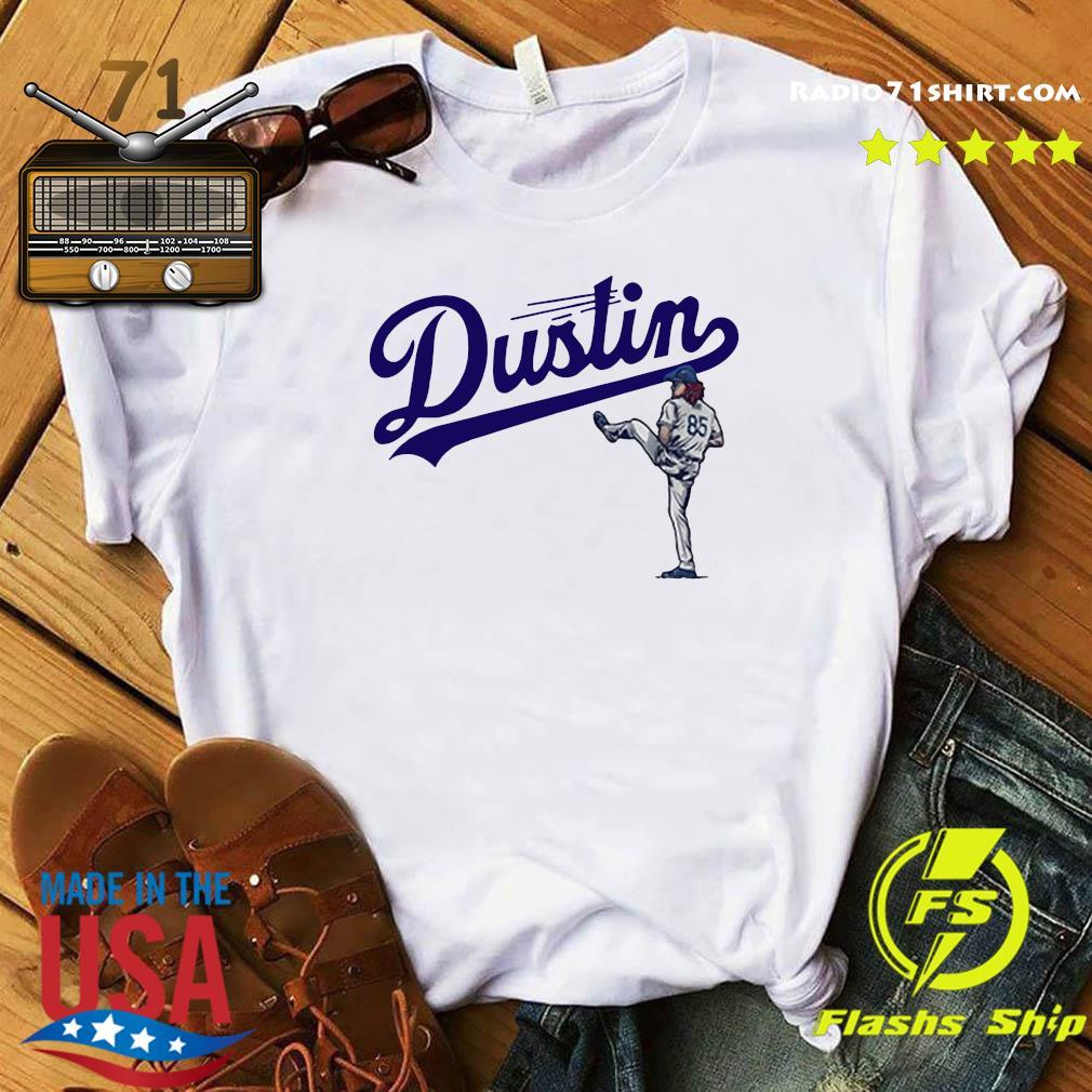 Dustin May Los Angeles Baseball Official T-Shirt
