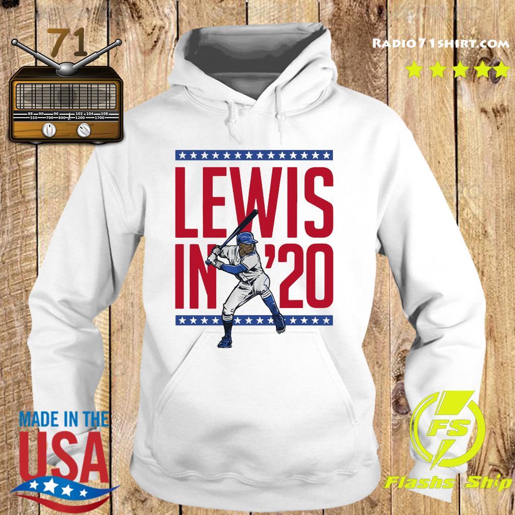 Lewis in '20 Seattle Baseball Shirt Hoodie