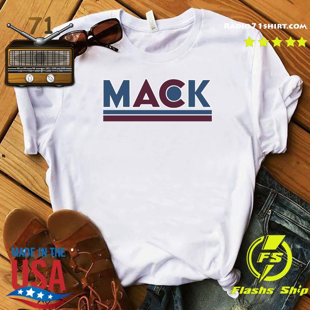 MacK Colorado Hockey Shirt