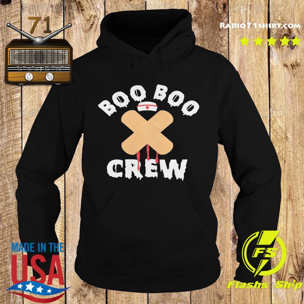 Paramedic Boo Boo Crew Nurse s Hoodie