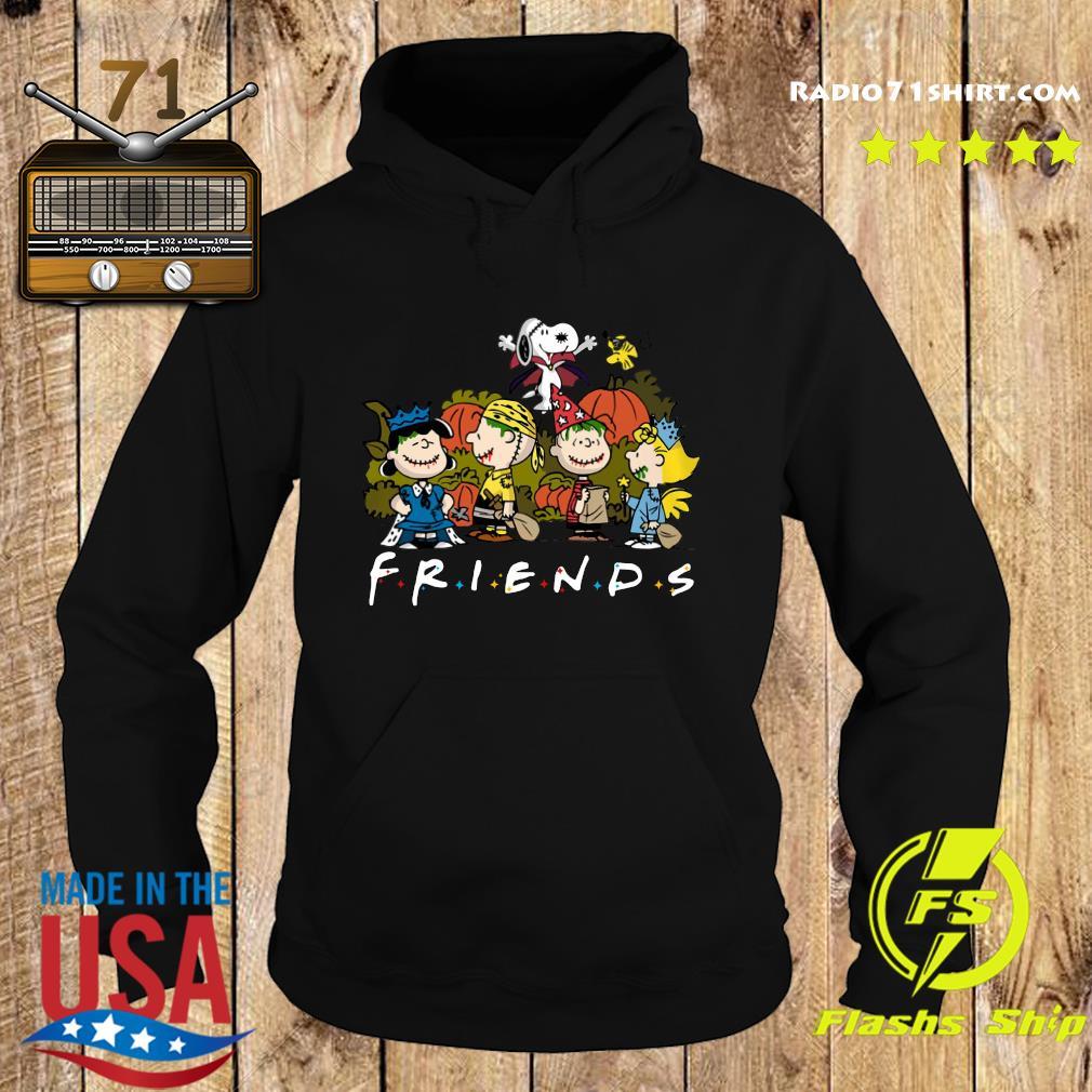 Peanut Snoopy and Charlie Brown friends halloween s Hoodie