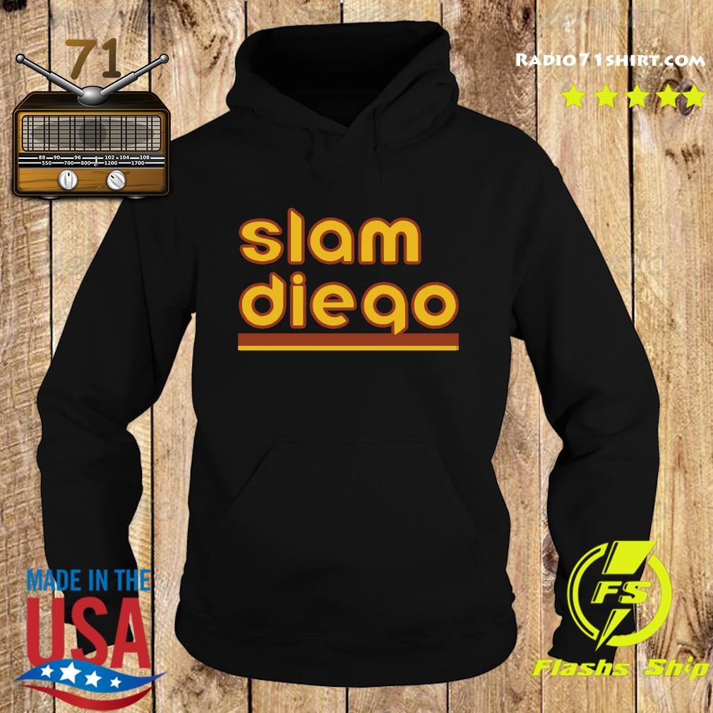 Slam Diego Fernando Tatis Jr San Diego Baseball Shirt Hoodie