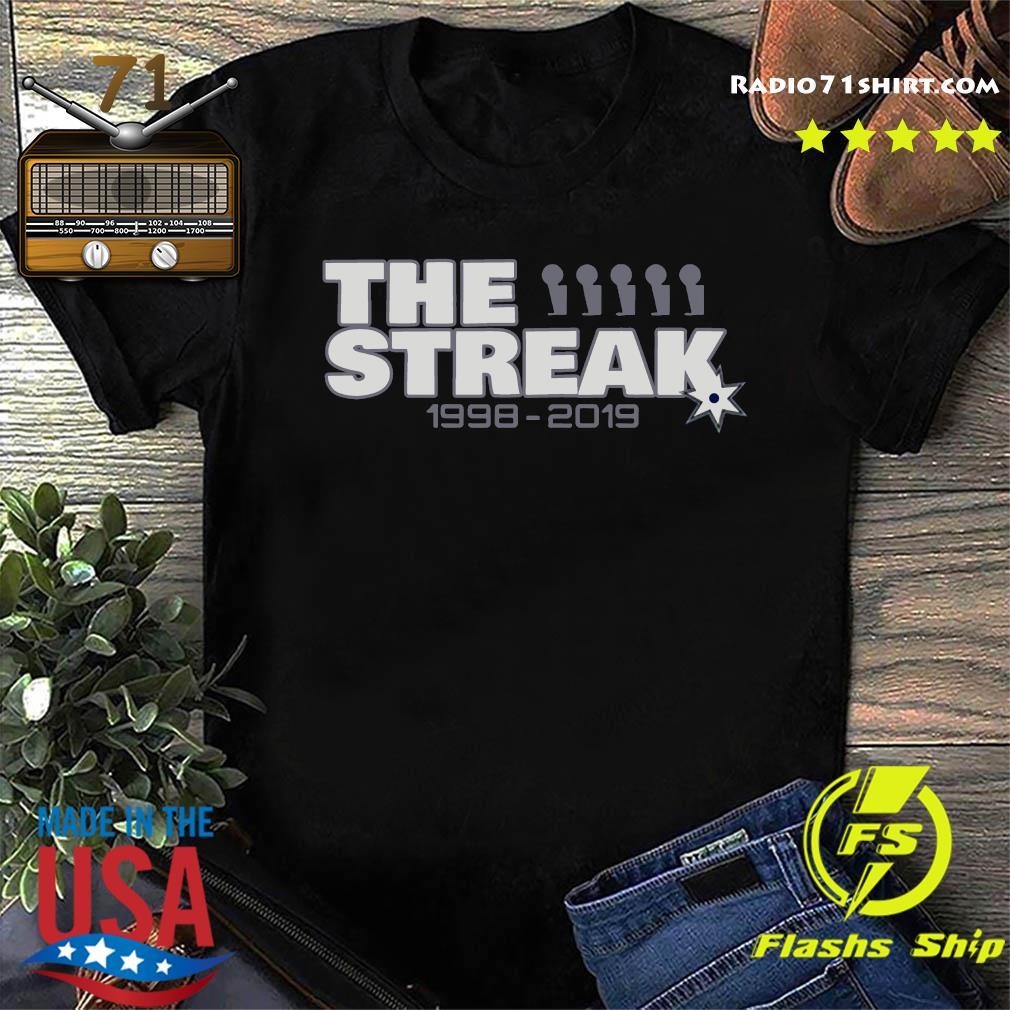 The Streak T-Shirt San Antonio Basketball