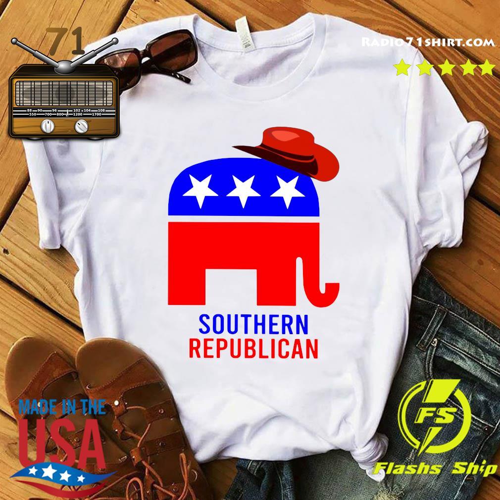 Trump Southern Republican Shirt