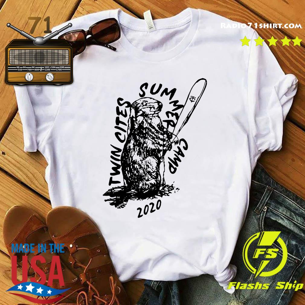 Twin Cities Summer Camp 2020 Minnesota Twins T-Shirt