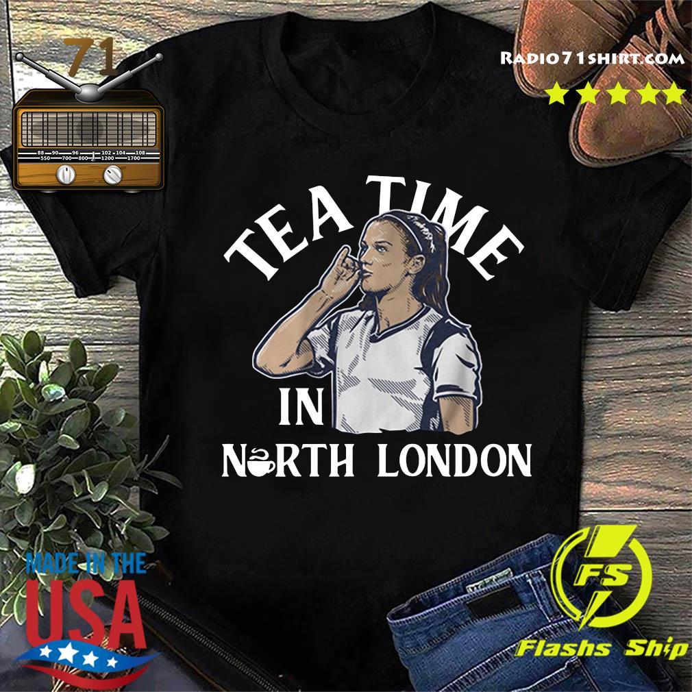 Alex Morgan Tea Time in North London USWNTPA Shirt