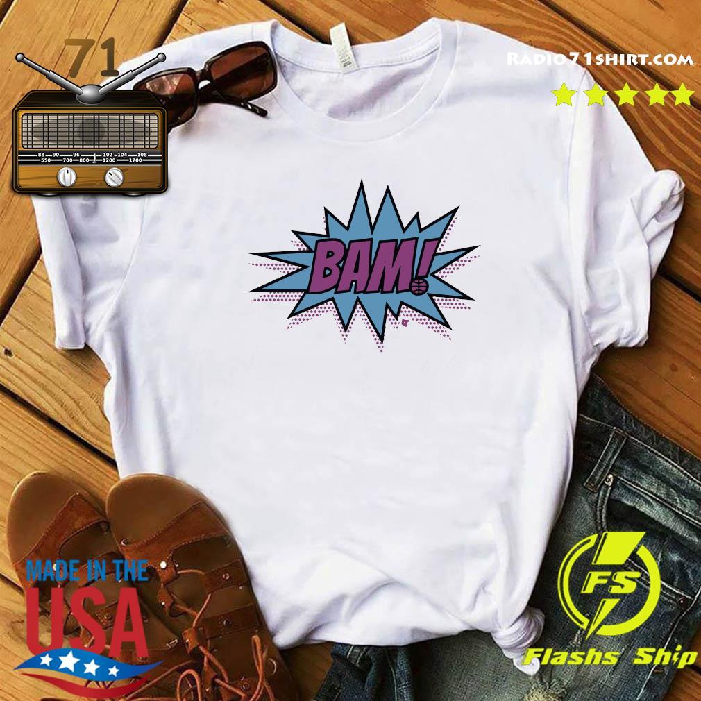 Bam Miami Basketball Shirt