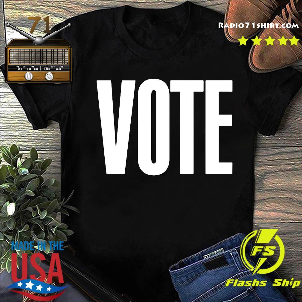 Logo NBA Vote T-Shirt