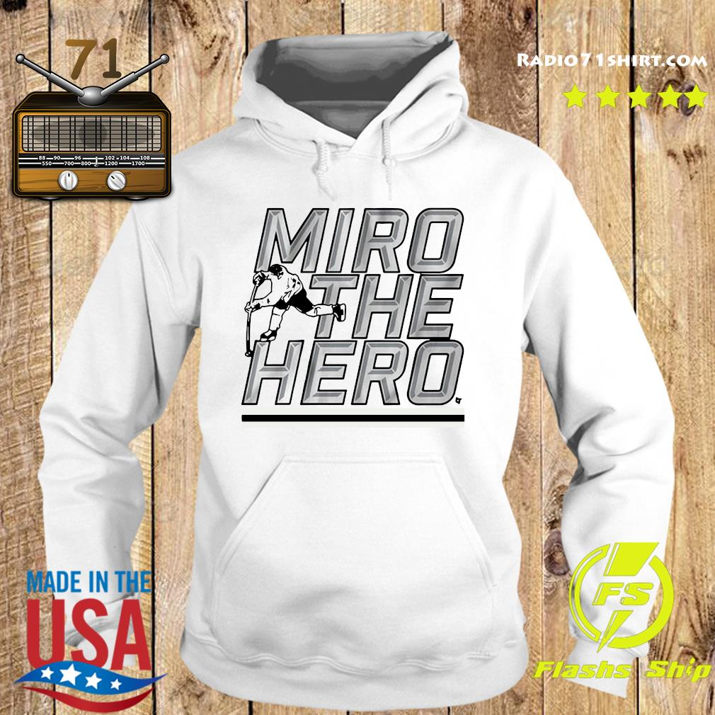 Miro the Hero Dallas Hockey Shirt Hoodie
