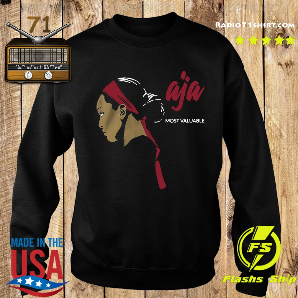 Official Most Valuable A'ja Shirt Sweater