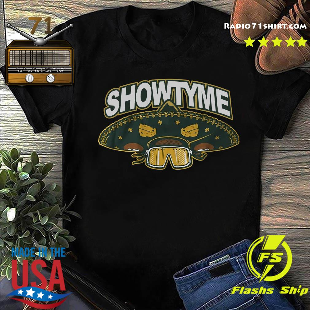 Showtyme Sombrero Shirt