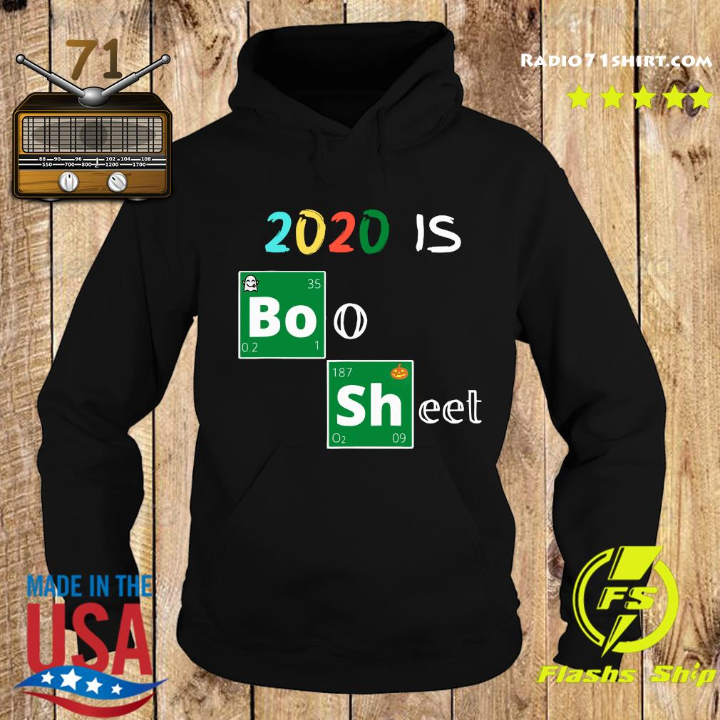 2020 Is Boo Sheet Halloween Shirt Hoodie