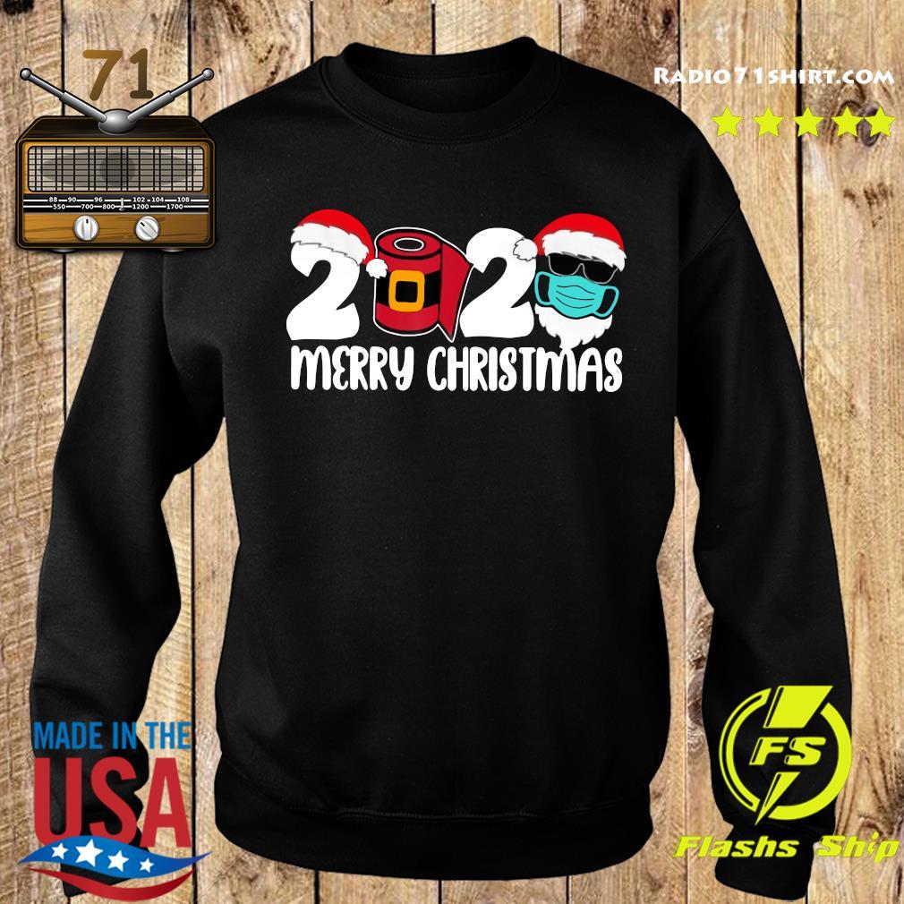 2020 Satan Claus Merry Christmas Sweatshirt