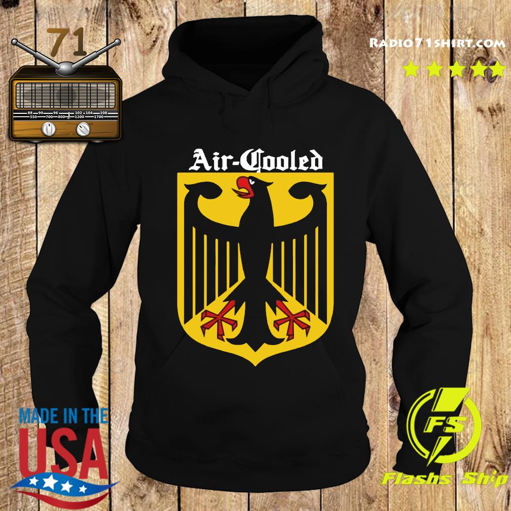 Air Cooled Germany Flag National Symbol Shirt Hoodie