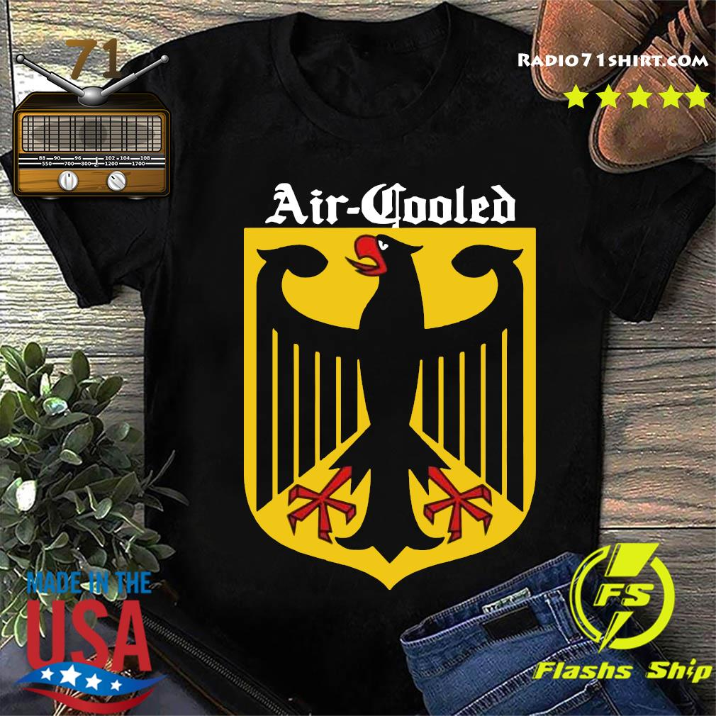 Air Cooled Germany Flag National Symbol Shirt
