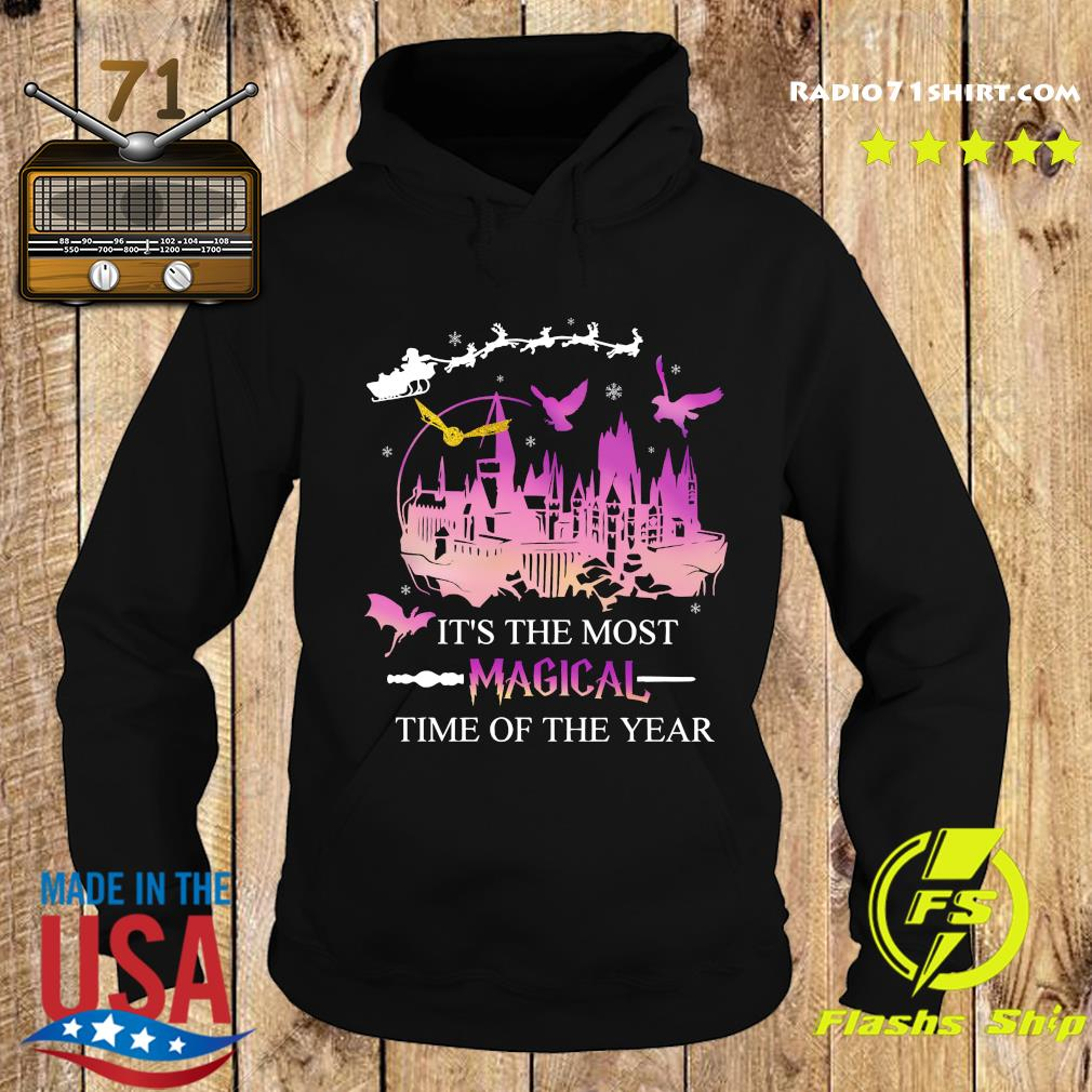 It's The Most Magical Time Of The Year Shirt Hoodie