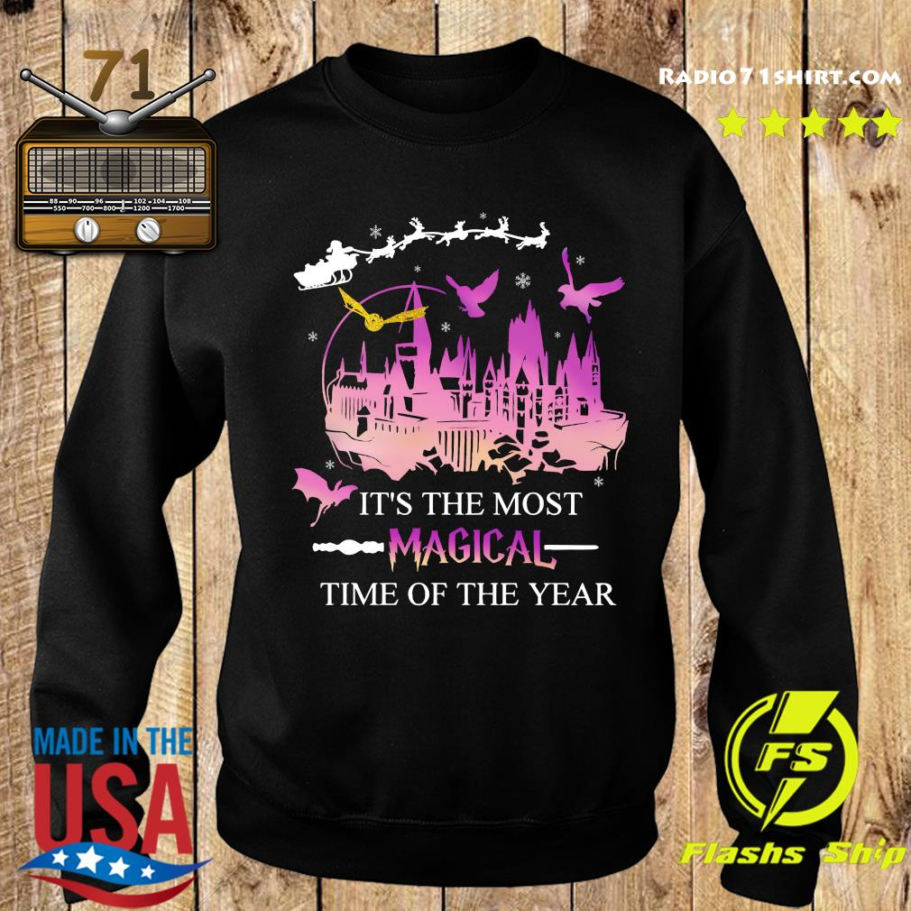 It's The Most Magical Time Of The Year Shirt Sweater