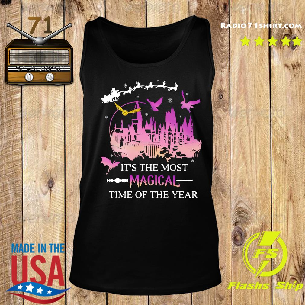 It's The Most Magical Time Of The Year Shirt Tank top