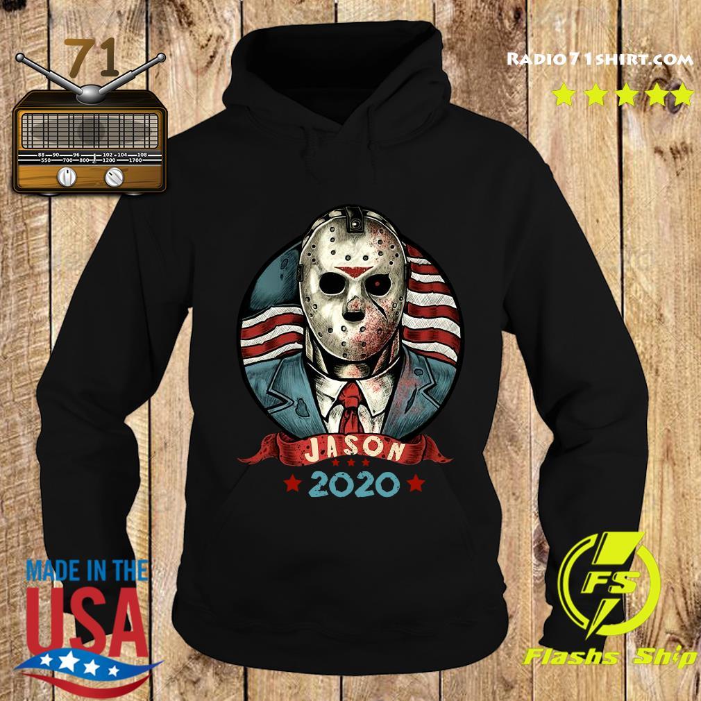 Jason Voorhees For President 2020 Shirt Hoodie