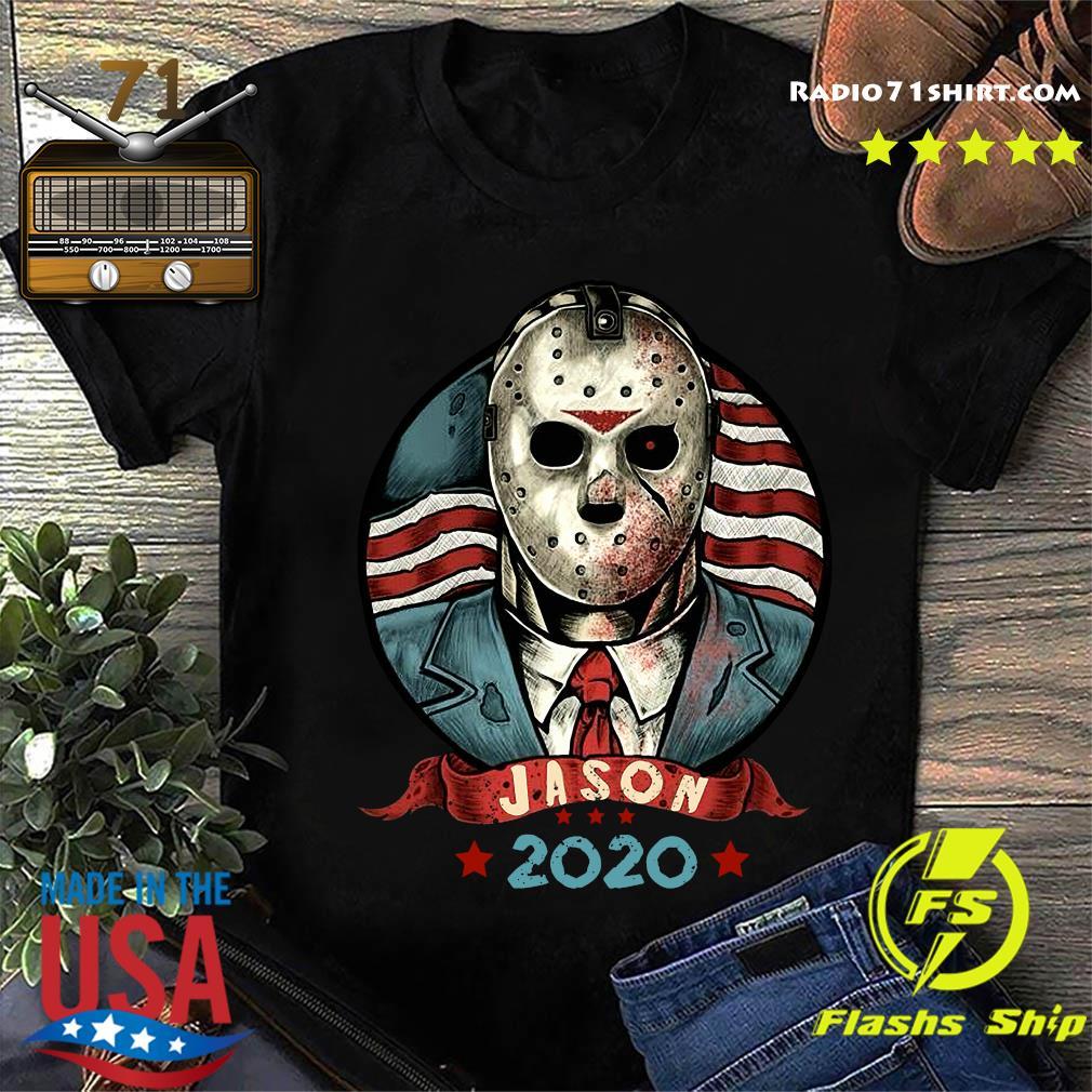 Jason Voorhees For President 2020 Shirt