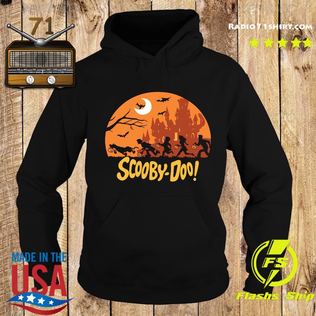 Scooby Doo Halloween Shirt Hoodie